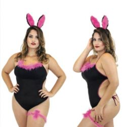 FANTASIA PLUS SIZE PLAY BOY