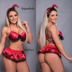 FANTASIA ESPANHOLA COM BOJO
