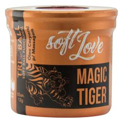 BOLINHA FUNCIONAL  MAGIC TIGER KIT COM 3