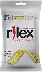 PRESERVATIVO RILEX EXTRA LARGE 56 MM
