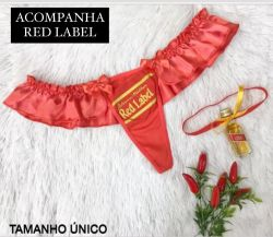 CALCINHA RED LABEL